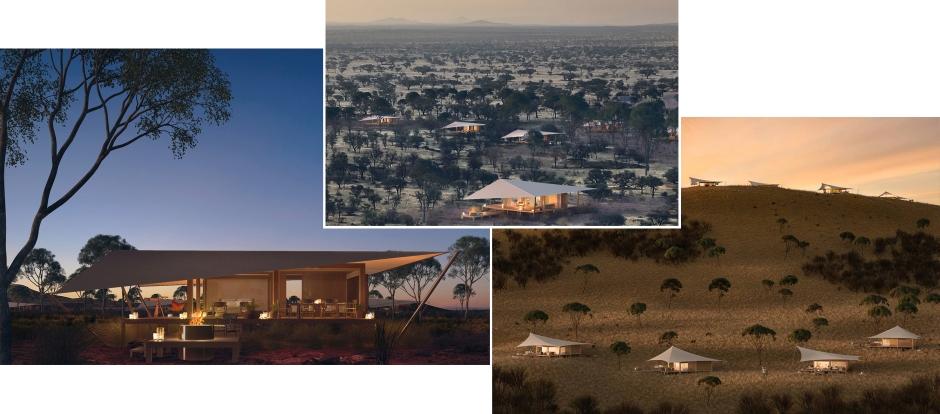 Habitas Namibia, Namibia. TravelPlusStyle.com