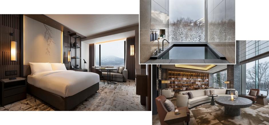 Hotel Higashiyama Niseko Village, a Ritz-Carlton Reserve. TravelPlusStyle.com