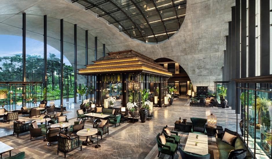 Sindhorn Kempinski Hotel Bangkok, Thailand. TravelPlusStyle.com