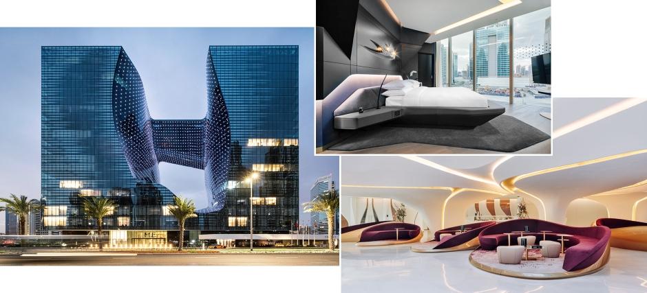 ME Dubai, Dubai, United Arab Emirates. TravelPlusStyle.com