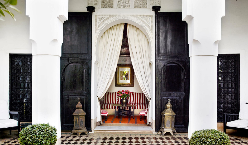 L'Hôtel Marrakech, Morocco. TravelPlusStyle.com