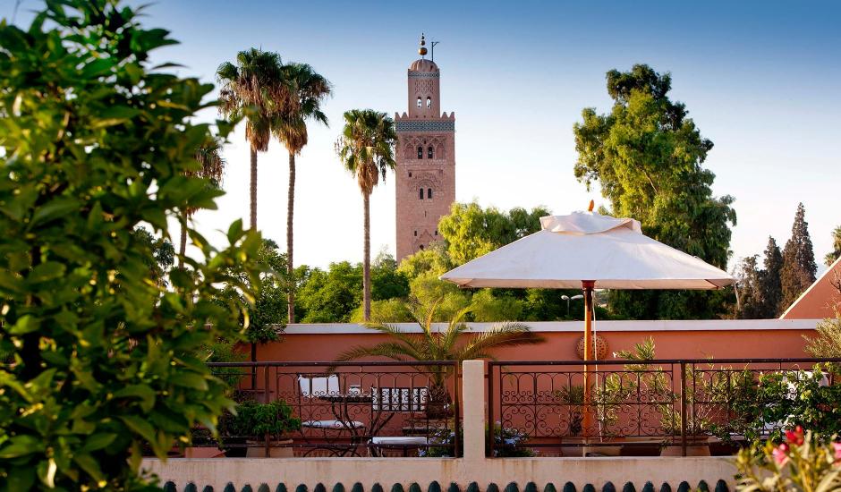 La Villa des Orangers - Relais & Châteaux, Marrakech,Morocco. TravelPlusStyle.com