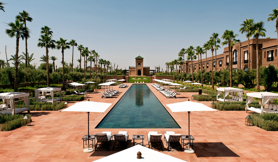 Selman Marrakech, Morocco. TravelPlusStyle.com