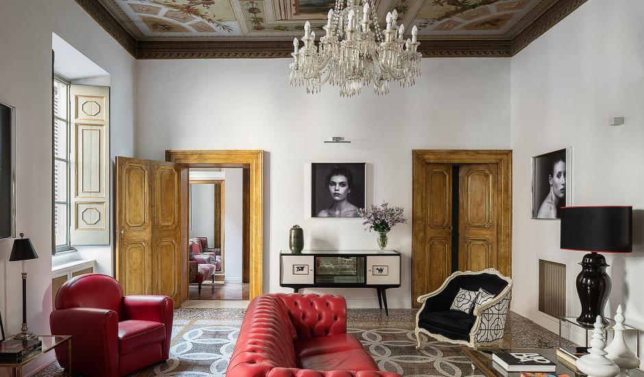 Nobildonne Relais,Rome, Italy. TravelPlusStyle.com