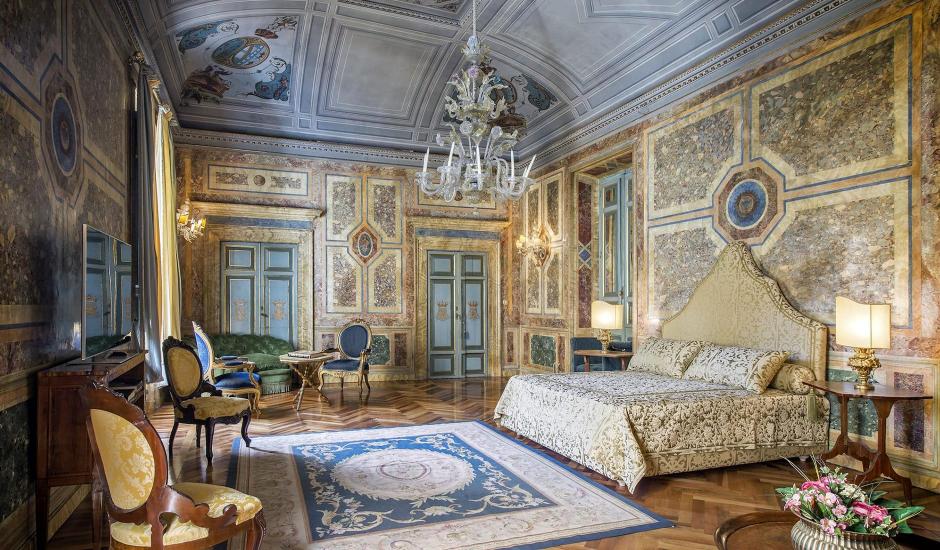 Residenza Ruspoli Bonaparte, Rome, Italy. TravelPlusStyle.com
