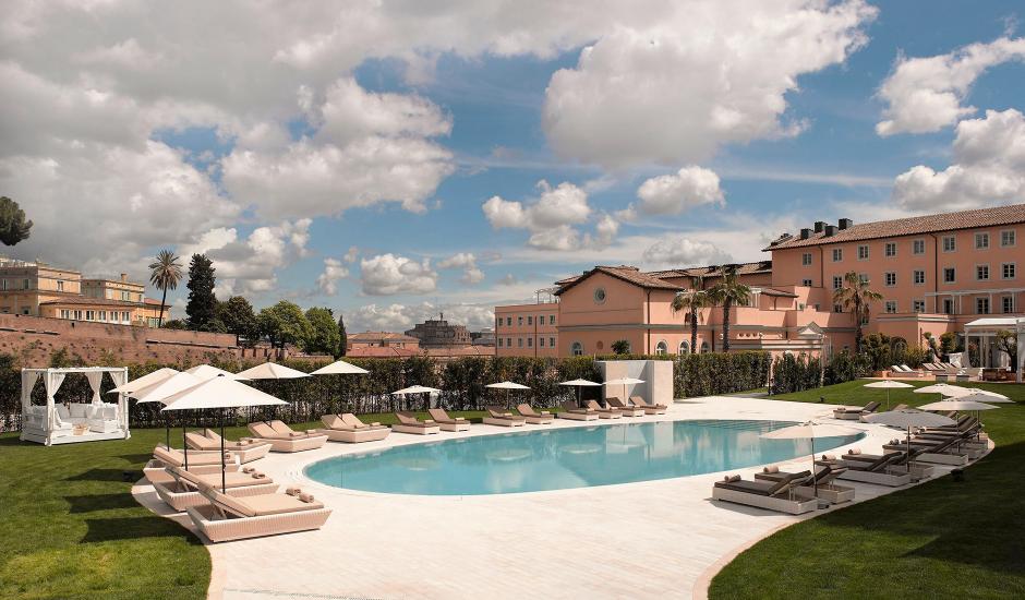 Villa Agrippina Gran Meliá Rome, Rome, Italy. TravelPlusStyle.com
