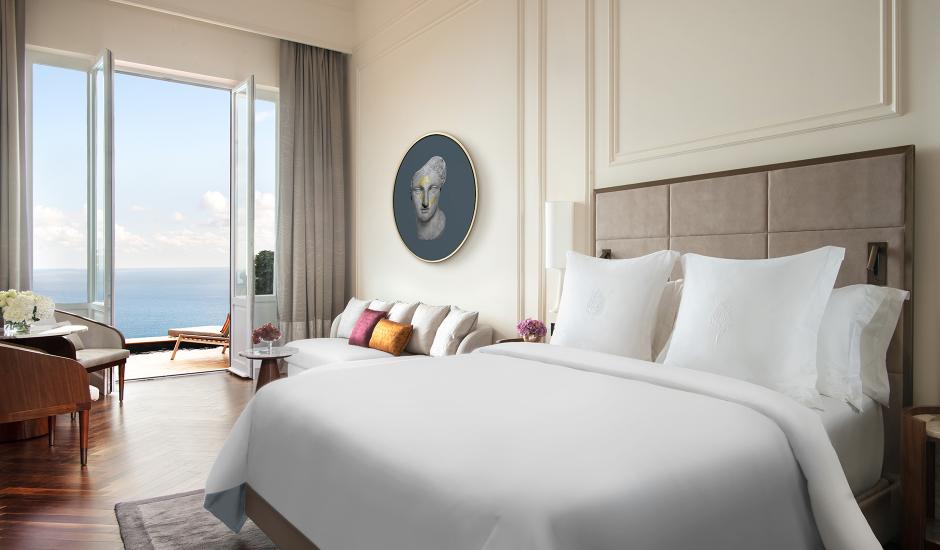San Domenico Palace, Taormina — A Four Seasons Hotel, Sicily, Italy. TravelPlusStyle.com
