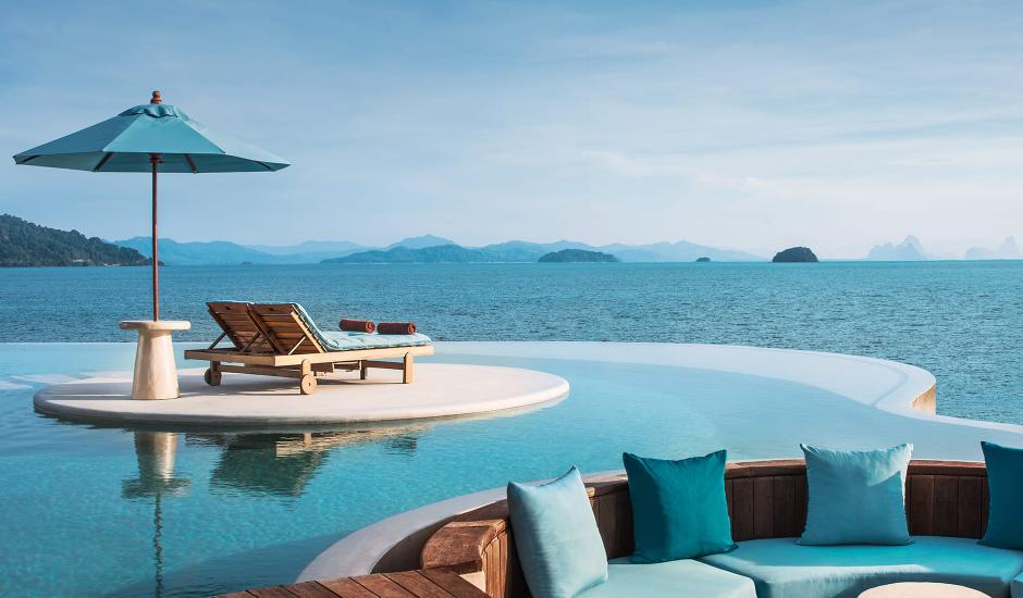 The Naka Island, A Luxury Collection Resort & Spa, Phuket, Thailand.