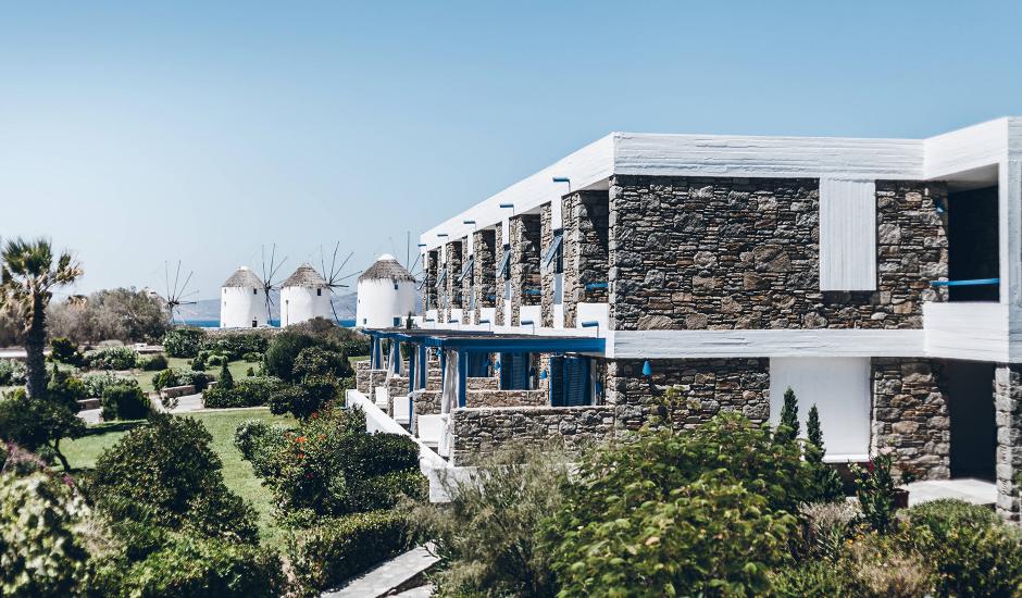 Mykonos Theoxenia, Mykonos, Greece. The Best Luxury Hotels In Mykonos. TravelPlusStyle.com