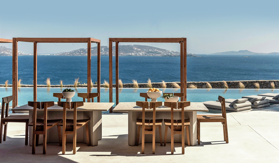 Rocabella Mykonos Hotel, Mykonos, Greece. The Best Luxury Hotels In Mykonos. TravelPlusStyle.com