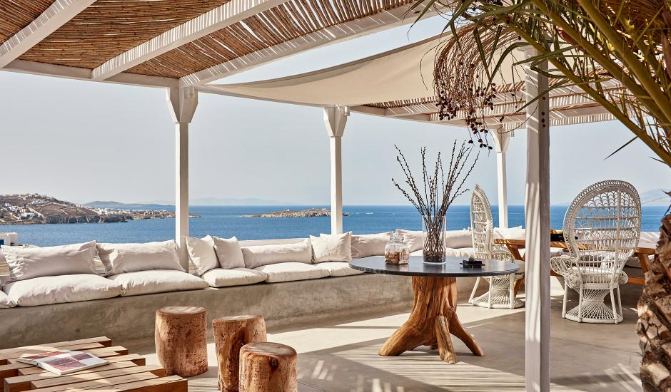 Boheme Mykonos, Mykonos, Greece. The Best Luxury Hotels In Mykonos. TravelPlusStyle.com