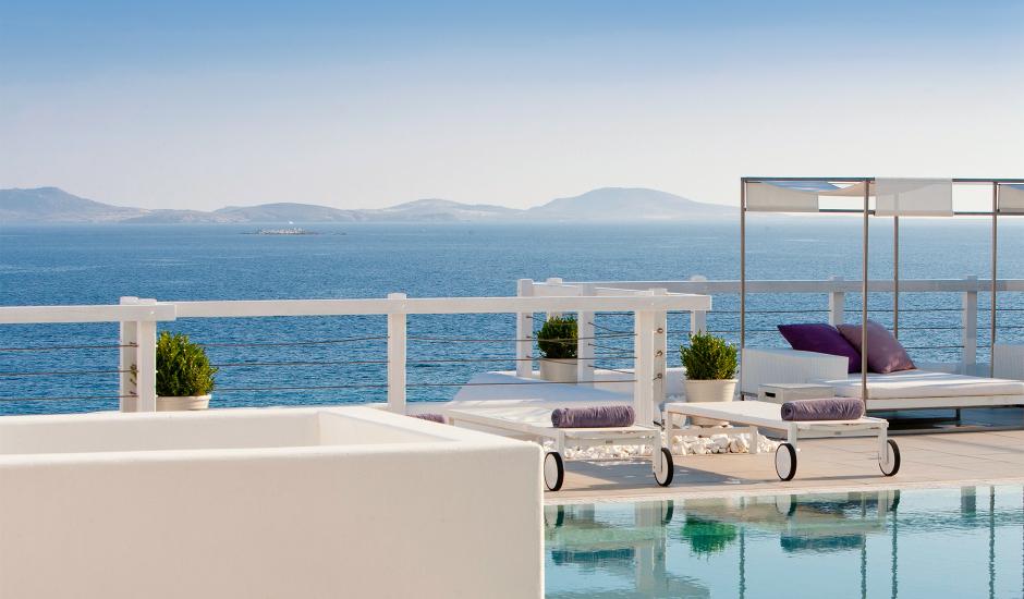 Grace Mykonos, Mykonos, Greece. The Best Luxury Hotels In Mykonos. TravelPlusStyle.com