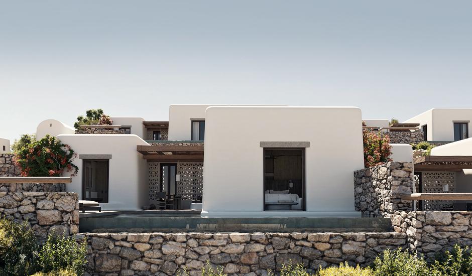 Kalesma Mykonos, Mykonos, Greece. The Best Luxury Hotels In Mykonos. TravelPlusStyle.com