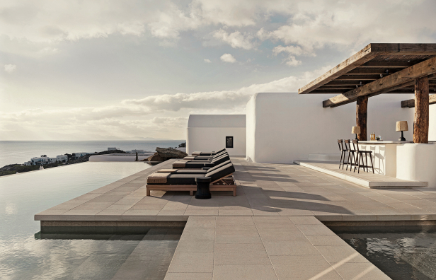 The Best Luxury Hotels In Mykonos. Kalesma Mykonos, Mykonos, Greece.