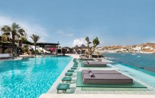 Kivotos Mykonos, Mykonos, Greece. The Best Luxury Hotels In Mykonos. TravelPlusStyle.com