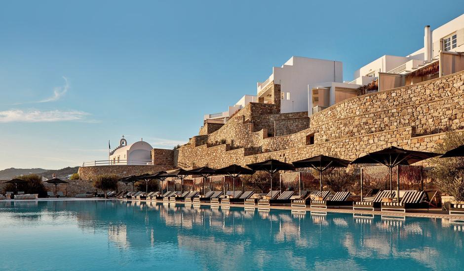 Myconian Villa Collection, Mykonos, Greece. The Best Luxury Hotels In Mykonos. TravelPlusStyle.com