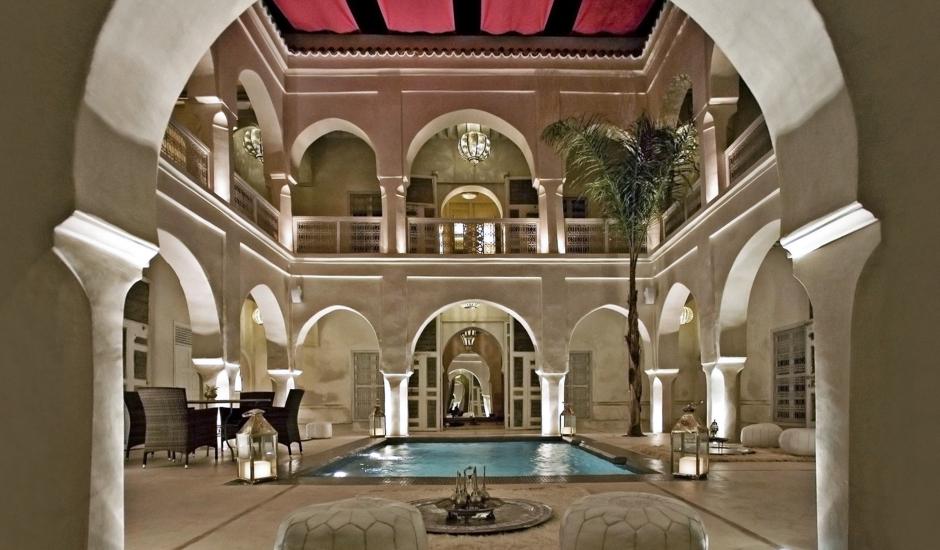 AnaYela,Marrakech, Morocco. TravelPlusStyle.com