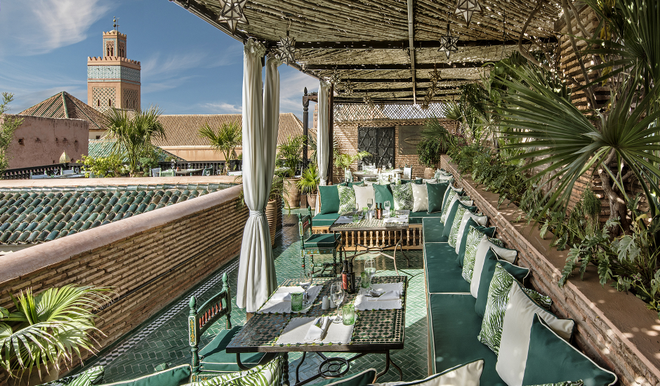 La Sultana Marrakech, Morocco. TravelPlusStyle.com