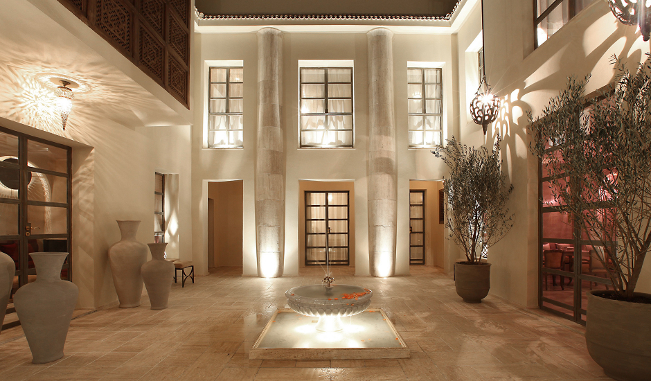 Riad Joya, Marrakesh, Morocco. TravelPlusStyle.com