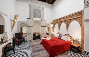 Le Farnatchi,Marrakech, Morocco. TravelPlusStyle.com