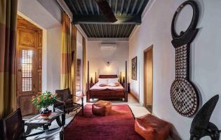 Riad Siwan, Marrakech, Morocco. TravelPlusStyle.com
