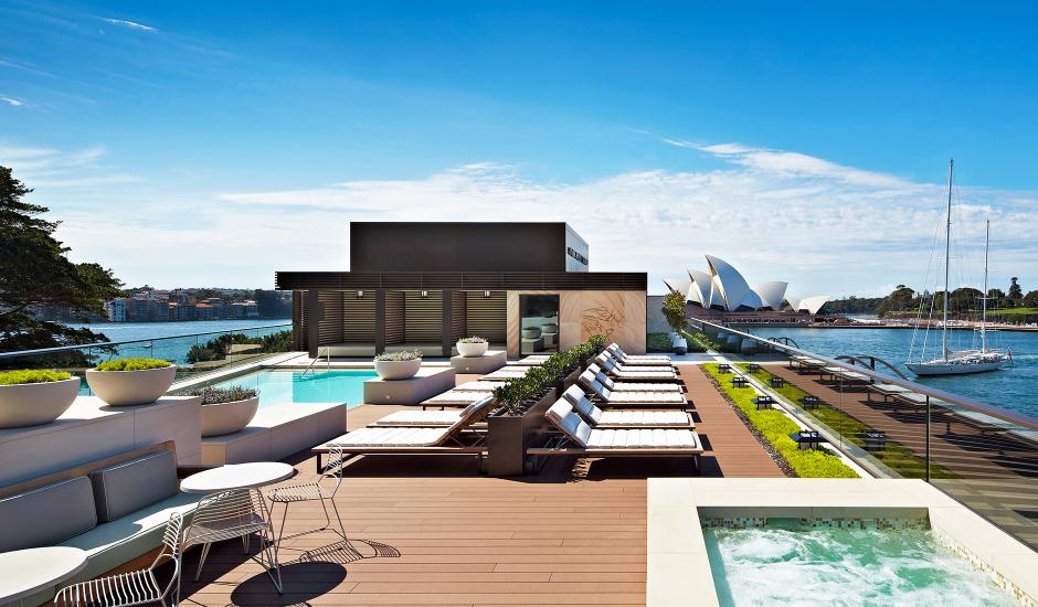 Park Hyatt Sydney, Sydney, Australia. TravelPlusStyle.com