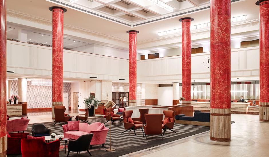 Primus Hotel Sydney, Sydney, Australia. TravelPlusStyle.com
