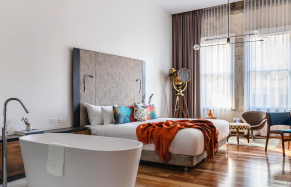 The best luxury and boutique hotels in Sydney— The Old Clare Hotel, Sydney, Australia. TravelPlusStyle.com