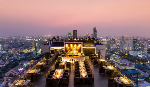 Banyan Tree Bangkok, Bangkok, Thailand. TravelPlusStyle.com
