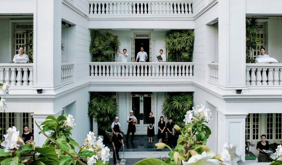 Cabochon Hotel & Residence,Bangkok, Thailand. TravelPlusStyle.com