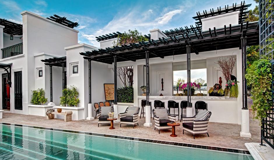 The Siam Hotel, Bangkok, Thailand. TravelPlusStyle.com