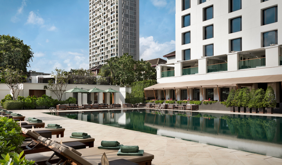 The Sukhothai Bangkok, Bangkok, Thailand. TravelPlusStyle.com