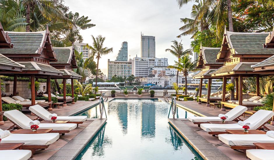 The Peninsula Bangkok, Bangkok, Thailand. TravelPlusStyle.com