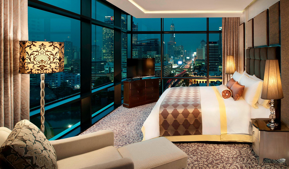 The St. Regis Bangkok, Bangkok, Thailand. TravelPlusStyle.com