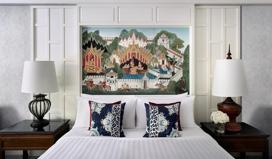 Anantara Siam Bangkok,Bangkok, Thailand. TravelPlusStyle.com