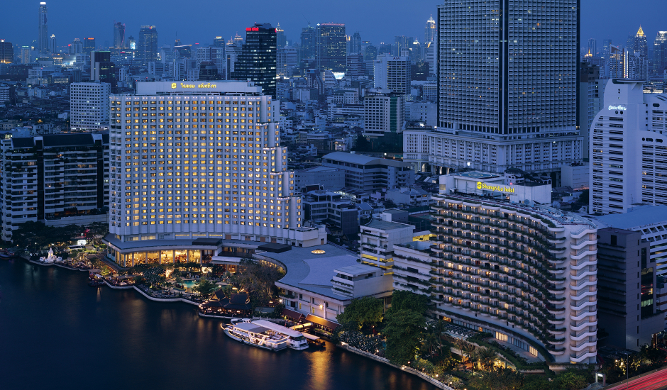Shangri-La Bangkok, Bangkok, Thailand. TravelPlusStyle.com