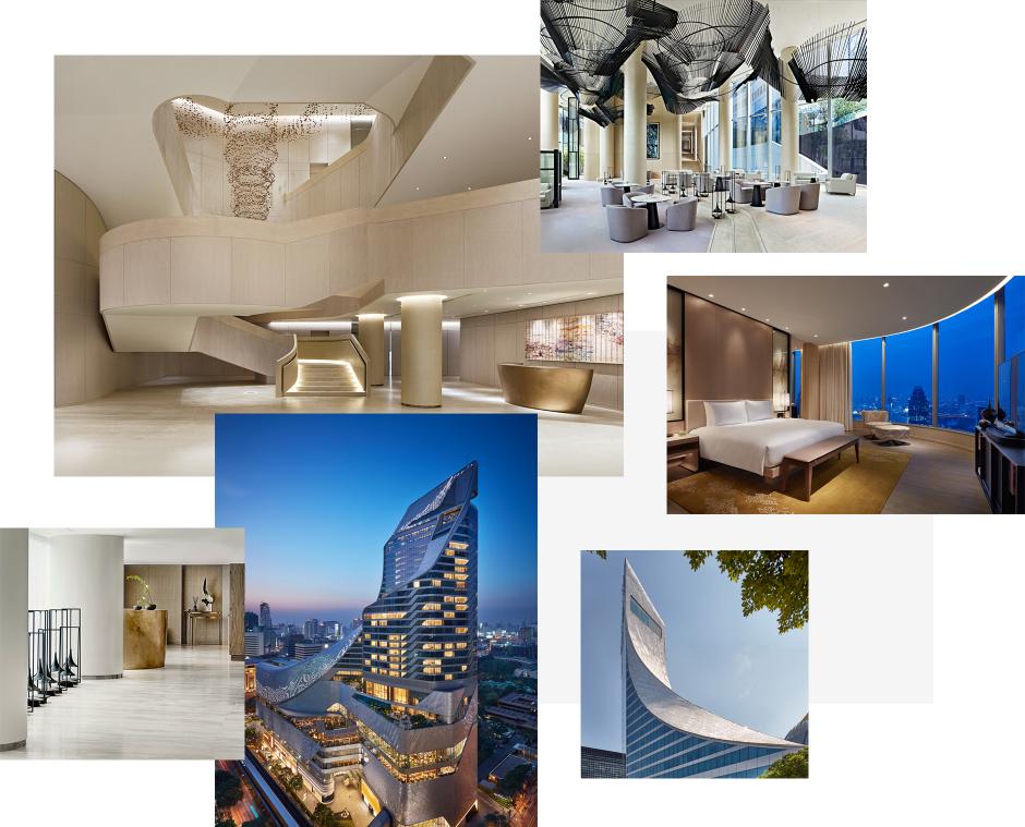 Park Hyatt Bangkok, Bangkok, Thailand. TravelPlusStyle.com