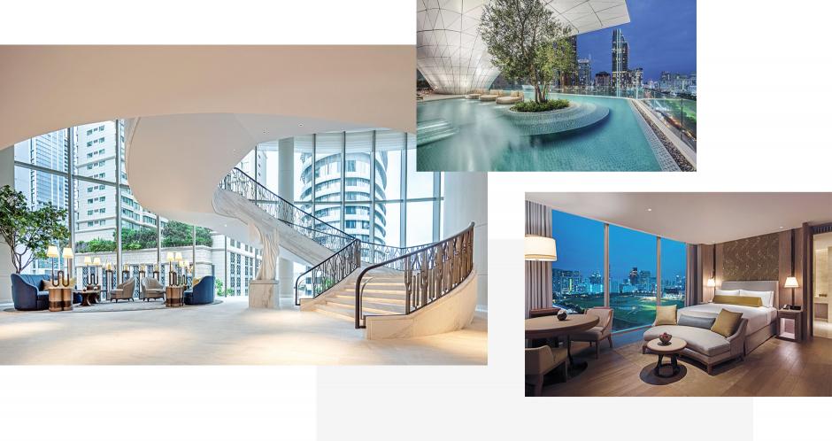 Waldorf Astoria Bangkok, Bangkok, Thailand. TravelPlusStyle.com