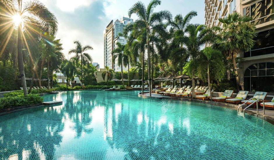 Conrad Bangkok, Bangkok, Thailand. TravelPlusStyle.com
