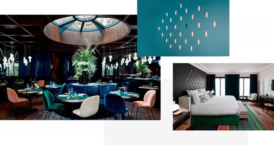 Le Roch Hotel & Spa, Paris, France. TravelPlusStyle.com
