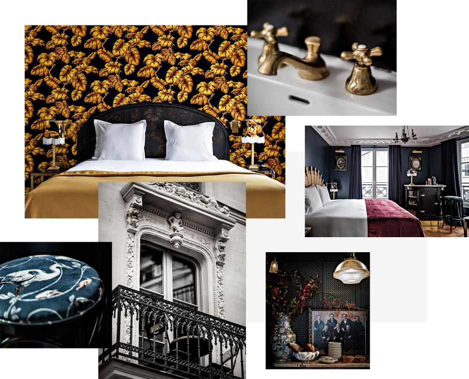 Hôtel Providence Paris, Paris, France. TravelPlusStyle.com