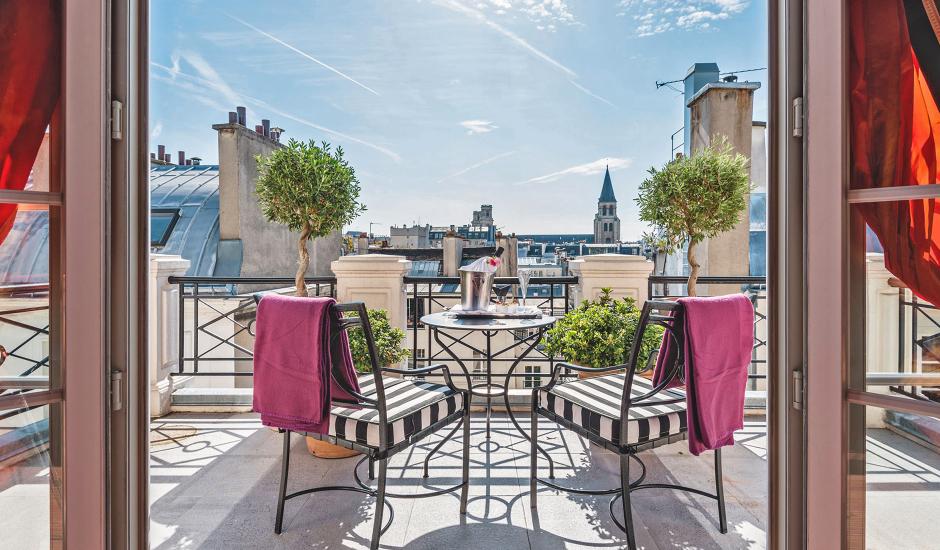 L'Hotel, Paris, France. TravelPlusStyle.com