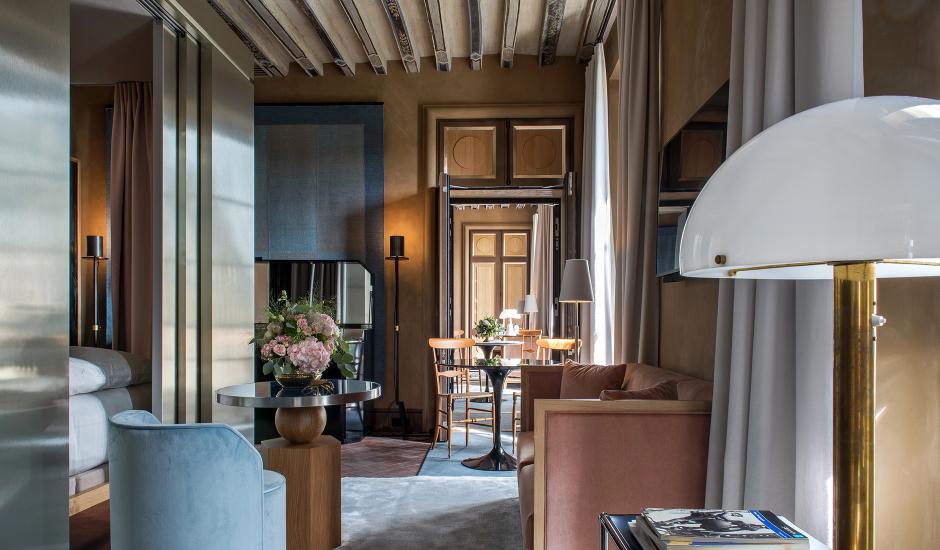 Cour des Vosges, Paris, France. TravelPlusStyle.com