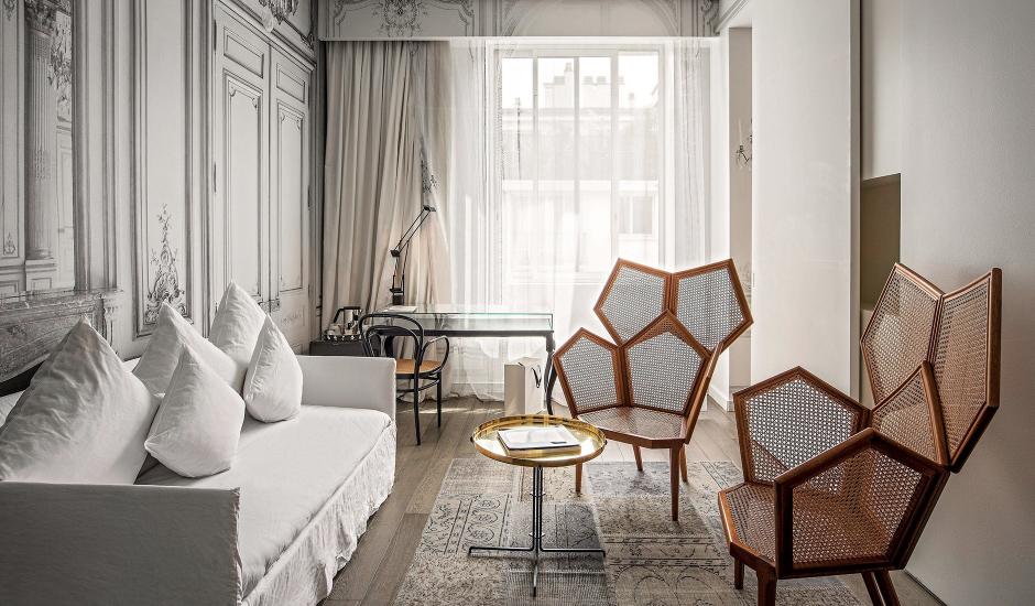 La Maison Champs Élysées, Paris, France. TravelPlusStyle.com