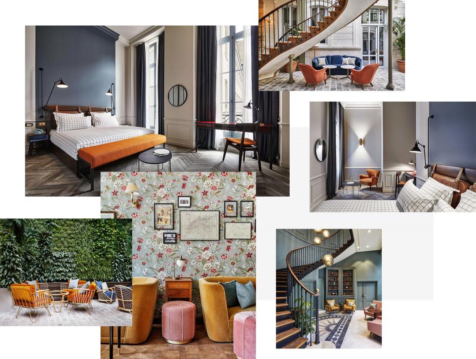 The Hoxton Paris, Paris, France. TravelPlusStyle.com