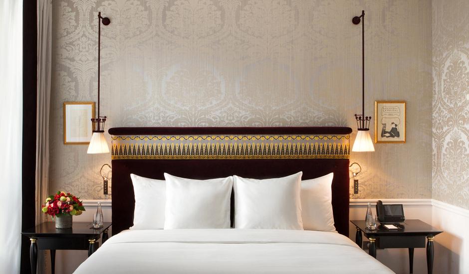 La Réserve Paris - Hotel and Spa,Paris, France. TravelPlusStyle.com