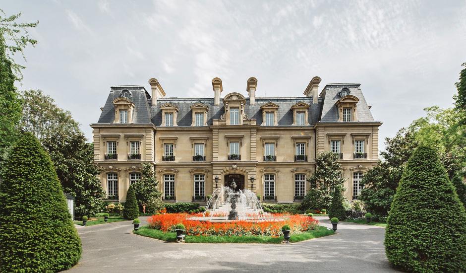Saint James Paris, Paris, France. TravelPlusStyle.com