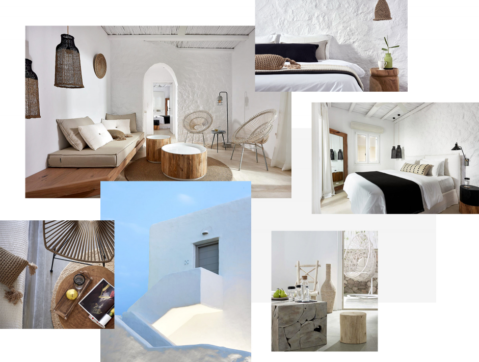 Delmar Apartments & Suites, Milos. The ultimate guide to the best chic hotels in Milos, Greece by Travelplusstyle.com