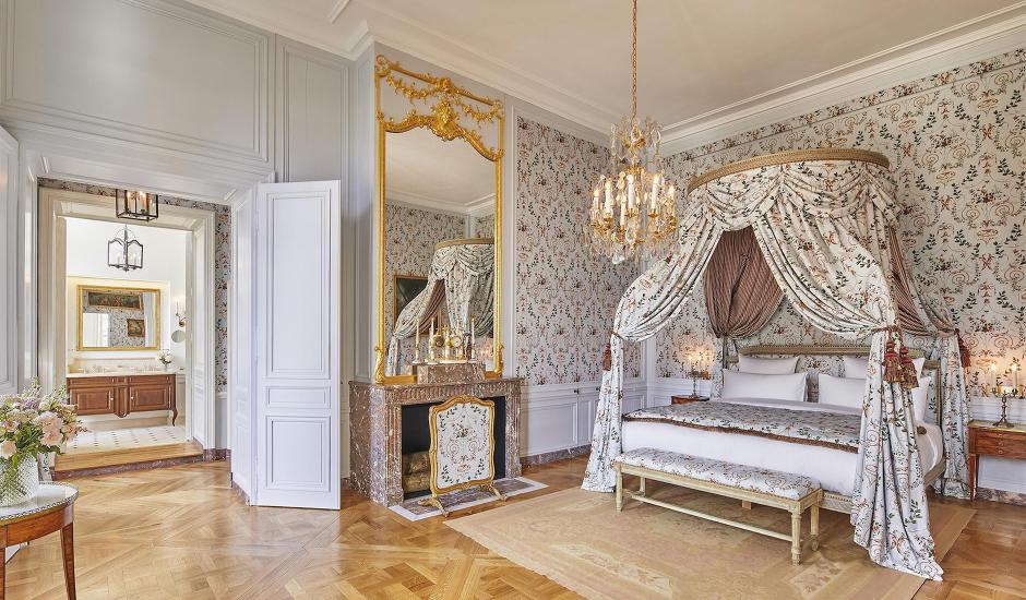 Airelles Château de Versailles, France. TravelPlusStyle.com