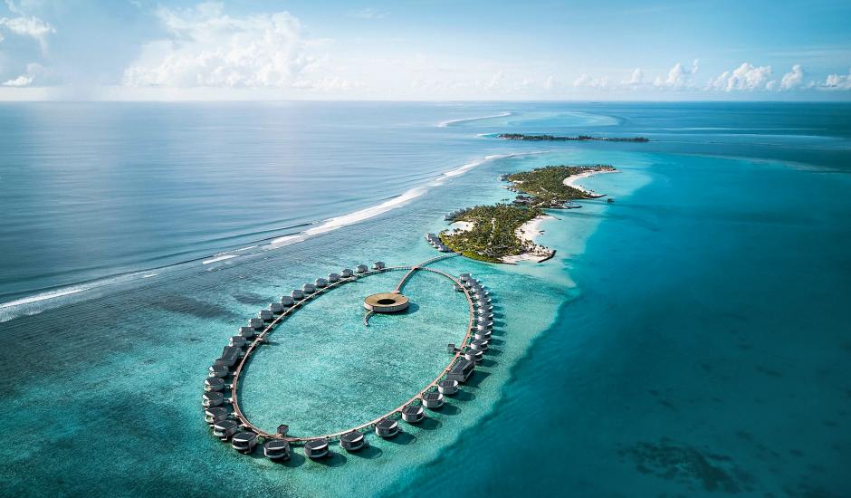 The Ritz-Carlton Maldives, Fari Islands, Maldives. TravelPlusStyle.com